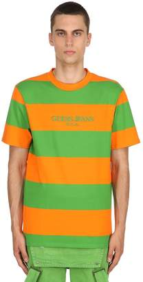 GUESS Farmers Market Striped Jersey T-Shirt