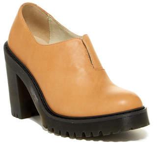 Dr. Martens Cordelia Block Heel Loafer