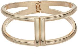 Apt. 9 Geometric Bangle Bracelet