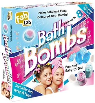 Your Own Fablab Make Bath Bombs Kit