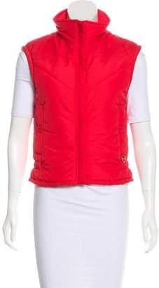 Obermeyer Zip-Up Puffer Vest