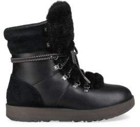 UGG Viki Waterpoof Leather Boots