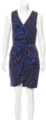 Barneys New York Barney's New York Sleeveless Silk Dress
