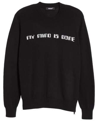 Undercover My Mind Is Gone Wool & Cashmere Sweater