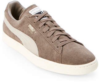 Puma Falcon & Rockridge Suede Classic Low-Top Sneakers