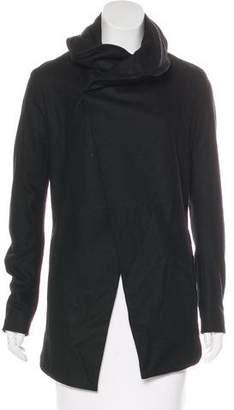 Hudson Long Sleeve Short Coat