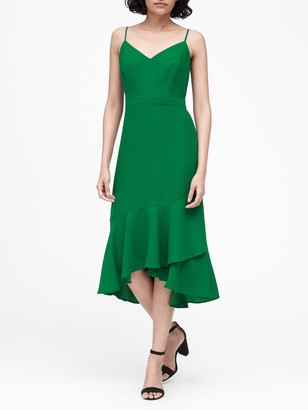 Banana Republic Midi Sheath Dress