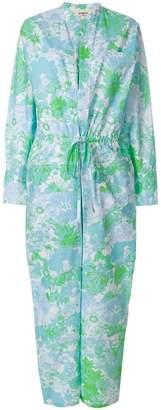 Ports 1961 floral print jumpsuit