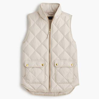 Petite excursion quilted down vest $120 thestylecure.com