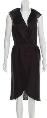 Paul & Joe Sleeveless Silk Dress