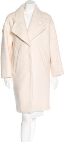 CarvenCarven Wool Oversize Coat