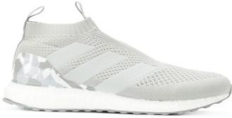 adidas x Paul Pogba x Paul Pogba grey slip on sneakers