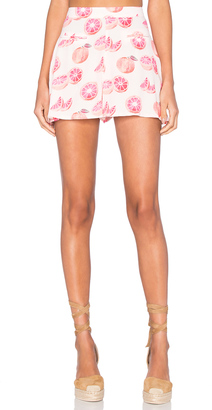 Wildfox Couture Grapefruit Shorts $108 thestylecure.com