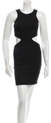 AQ/AQ Open Back Clara Dress $75 thestylecure.com