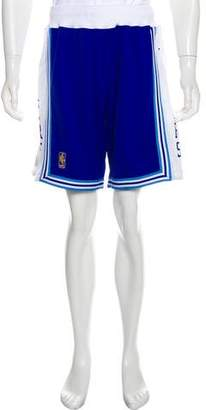 Mitchell   Ness Woven Basketball Shorts w  Tags 891747001989
