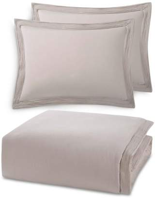 Charisma Luxe Cotton & Linen Duvet Cover Set, King