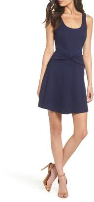 Ali & Jay Shake It Out Stretch Ponte Minidress