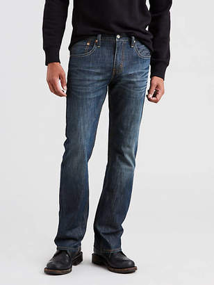 Levi's 527 Slim Boot Cut Jeans