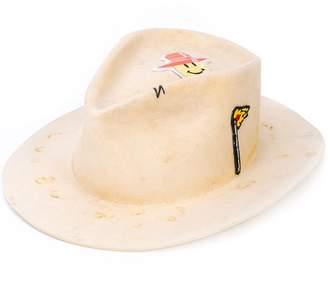 Nick Fouquet West Palm hat