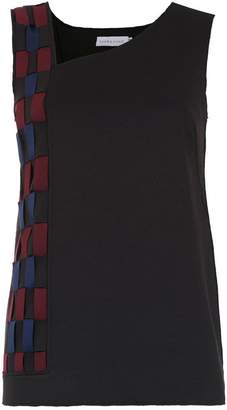 M·A·C Mara Mac panelled blouse