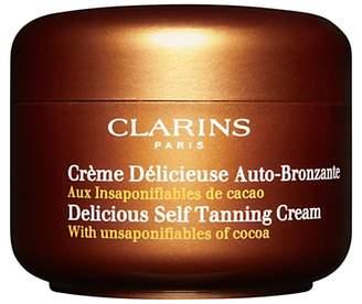 Clarins Delicious Self Tanning Cream, 150ml