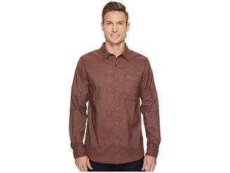 Royal Robbins Skyline Stretch Performance Flannel Long Sleeve Shirt Men's Long Sleeve Button Up