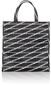Balenciaga Women's Market Shopper S Leather Tote Bag - Black