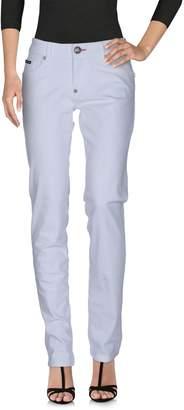 Philipp Plein Denim pants - Item 42621327KG