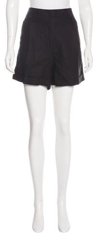 3.1 Phillip Lim 3.1 Phillip Lim High-Rise Mini Shorts
