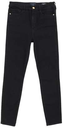Sanctuary Social High Waist Ankle Skinny Jeans