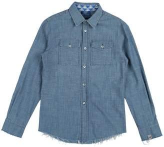 Myths Denim shirts - Item 42743445PG