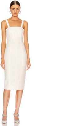Cinq à Sept Dakota Dress in Ivory | FWRD