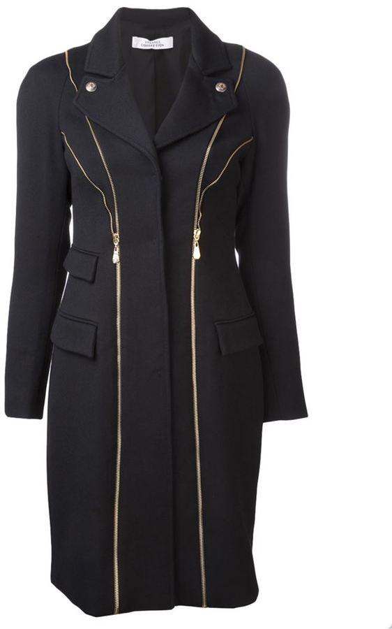 Versace decorative coat