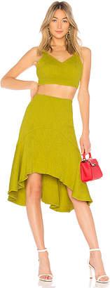 Elliatt Cinematic Top and Skirt Set