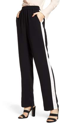 Chelsea28 Stripe Track Pants
