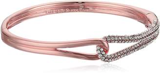 Kate Spade Pave Loop Bangle Bracelet