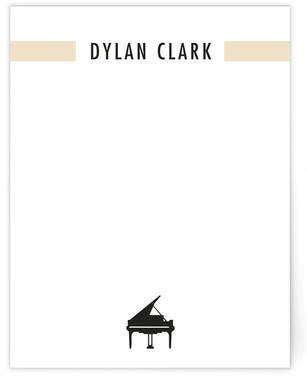Buy Classical Composition Business Stationery Cards!