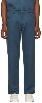 Dickies Construct Blue Carpenter Trousers