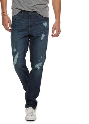 4441513f35c Men s Urban Pipeline Slim-Fit Destructed Jeans