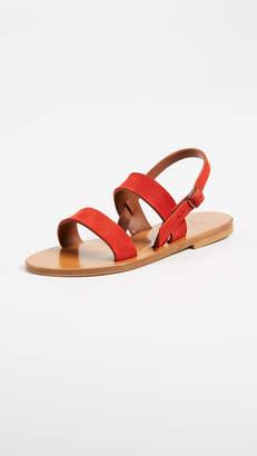 K. Jacques Iroko Sandals
