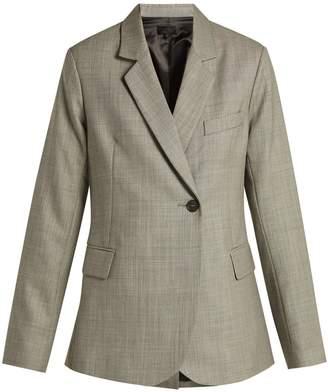 Nili Lotan Classon single-breasted wool jacket