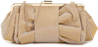 La Regale Bow Frame Clutch - Women's