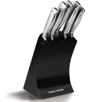 Morphy Richards Accents 5 Piece Knife Block