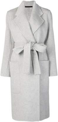 Acne Studios Carice Double belted coat