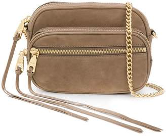DKNY zipped cross body bag