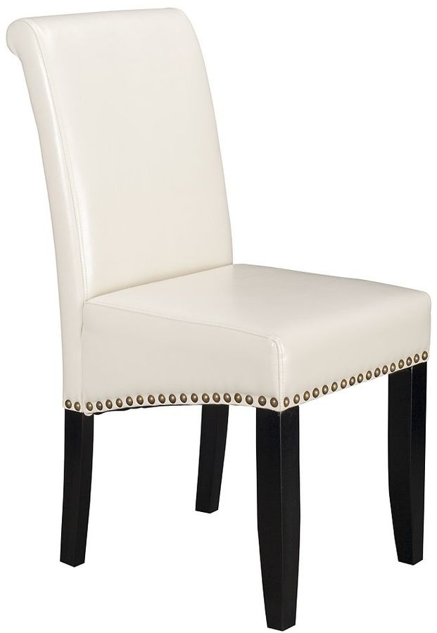 Office star products Office Star Parsons Nailhead Dining Chair