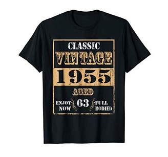 Legends Were Born In 1955 Gifts Birthday 63th T-Shirt