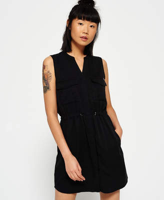 Superdry Utility Shirt Dress