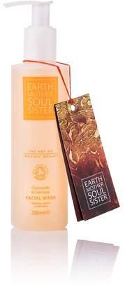 EARTH MOTHER SOUL SISTER - Chamomile & Calendula Facial Wash