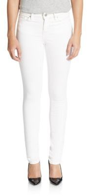 Distressed Skinny Jeans $69.50 thestylecure.com